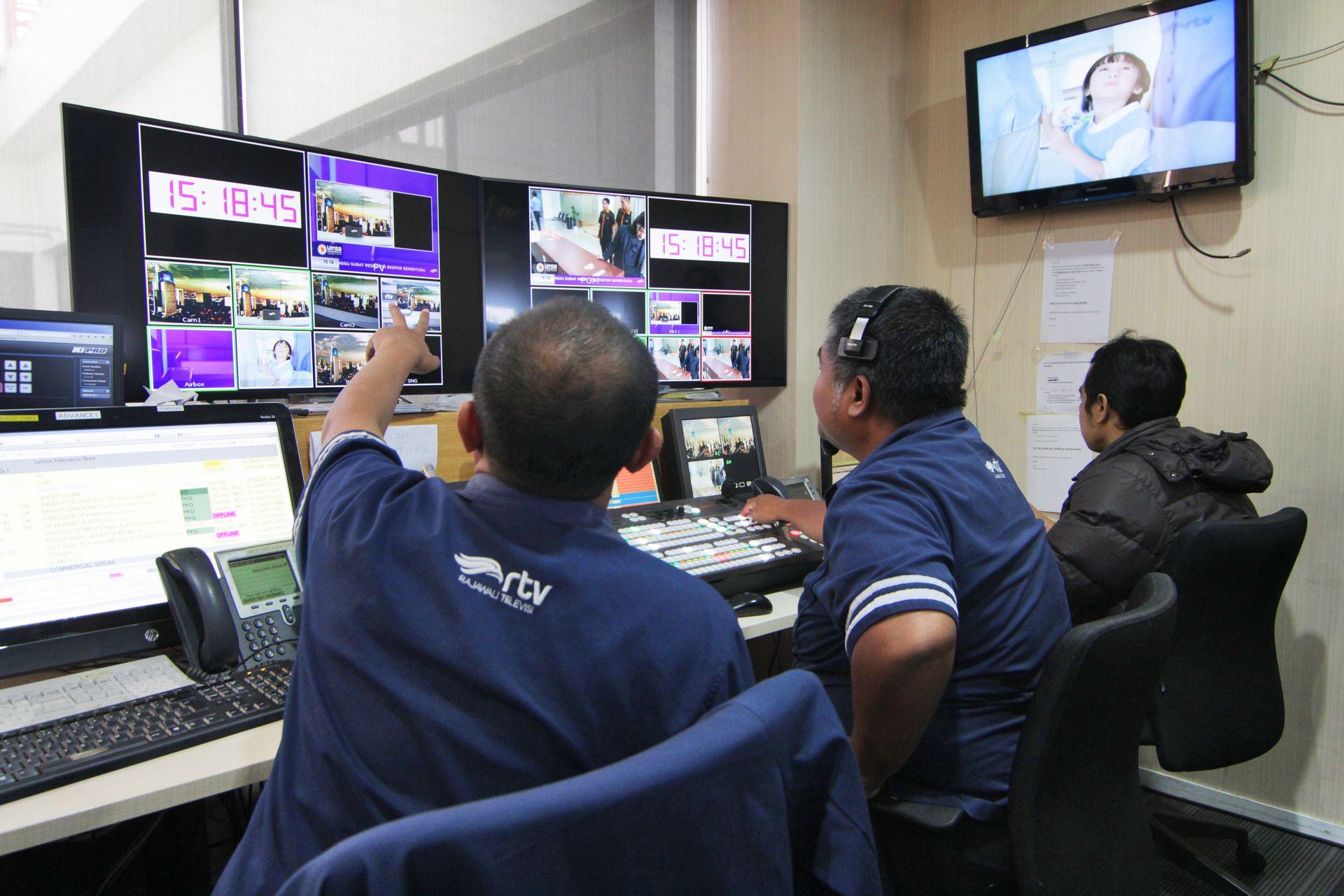 Rajawali Televisi Rajawali Corpora